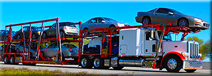Enclosed Vehicle Transport in Bakersfield, CA
